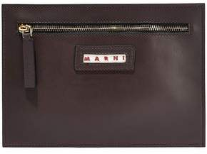 Marni Leather Pouch