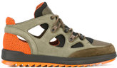 Camper perforated trainers