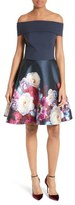 Ted Baker Nersi Fit & Flare Dress