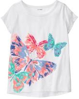 Gymboree gymgoTM Butterfly Tee