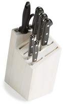 Zwilling J.A. Henckels X Goop Pro Pakka 8-Piece Knife Block Set
