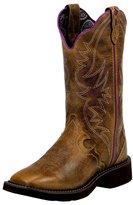 Justin Boots Justin Western Boots Women Gypsy Square Toe J-Flex L2918