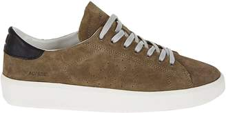 D.A.T.E Ace Suede Sneakers
