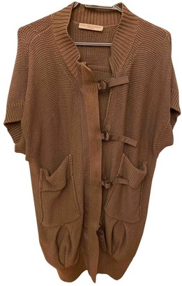 Stella McCartney Stella Mc Cartney Khaki Cotton Knitwear for Women