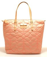 Orla Kiely Sixties Stem Quilted Tillie Duffle Bag