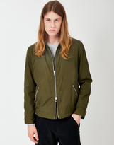 Gant Double Flyer Jacket Green
