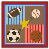 Bed Bath & Beyond Sports Wall Plaque I