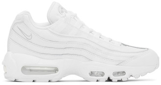 Nike White Air Max 95 Essential Sneakers