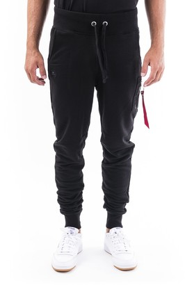 Alpha Industries Cotton Blend Jogging