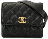 Chanel Pre Owned 1998 CC belt bag