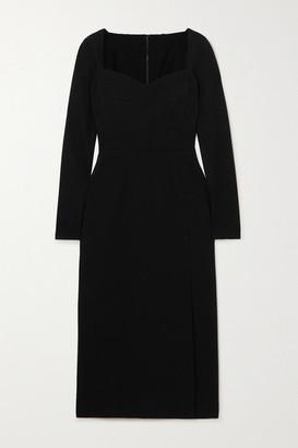 Dolce & Gabbana Woven Dress - Black