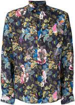 Etro Tom floral shirt