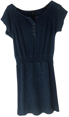 Marc by Marc Jacobs Blue Cotton Dresses