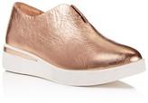 Gentle Souls Women's Hanna Leather Platform Sneakers