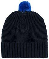 Stella McCartney 'Ferret' beanie hat - kids - Cotton/Cashmere - 42 cm