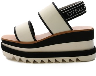 Stella McCartney Sporty Platform Sandals