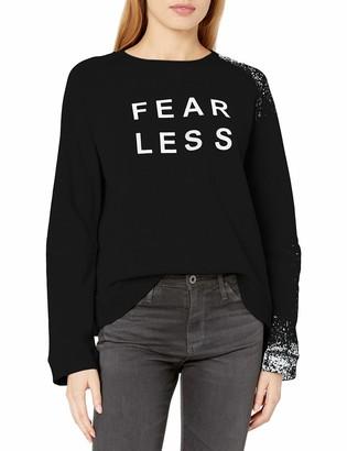 Sam Edelman Women's Paint Splash Sweatshirt