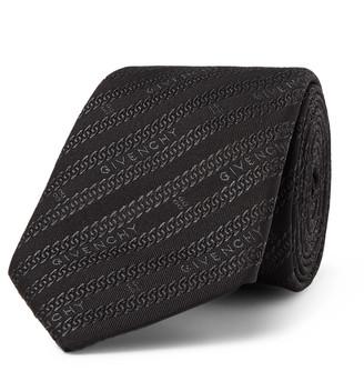 Givenchy 6cm Silk-Jacquard Tie