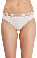 Topshop Women's Sporty Trim Panties