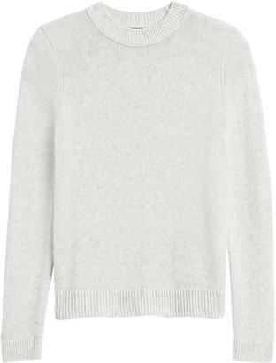 Banana Republic Cotton-Blend Crew-Neck Sweater