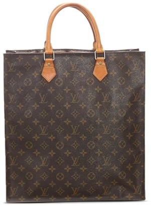 Louis Vuitton 2002 Pre-Owned Monogram Print Tote Bag