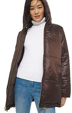 MICHAEL Michael Kors Reversible Puffer Coat