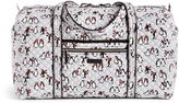 Vera Bradley Iconic Large Travel Duffel