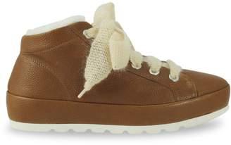 Ron White Kleo Leather Booties