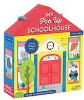 Chronicle Books My Pop-Up Schoolhouse Activity Set