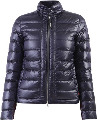 Woolrich Padded Zipped Jacket