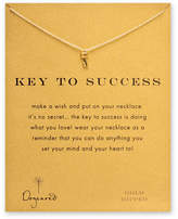 Dogeared Key To Success Necklace