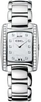 Ebel Women's 9976M28/9810500 Brasillia Mother-Of-Pearl Dial Diamond Watch