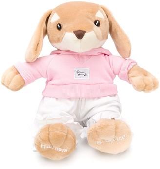 Harmont & Blaine Junior Logo Plush Toy Dog