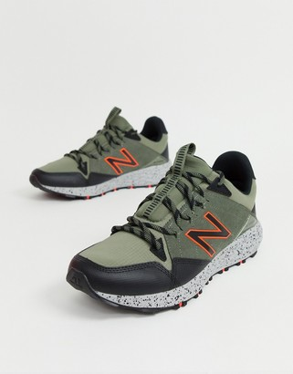 New Balance Running Grag trail sneakers in gray