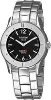 Tissot Men's T40148651 T-Touch Silen-T Stainless Steel Bracelet Watch