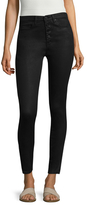 Blank NYC Cotton Coated High-Rise Skinny Jeans