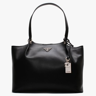 GUESS Tangey Girlfriend Black Carry All Shoulder Bag