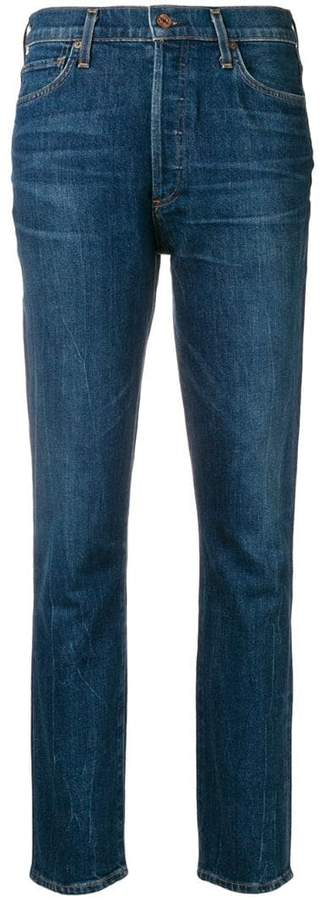 Citizens of Humanity high-waisted jeans