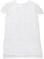 Milly Minis Chloe Lace Shift Dress (Toddler & Little Girls)