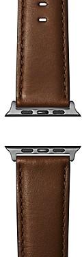 Shinola Abilene Leather Strap for Apple Watch, 20mm