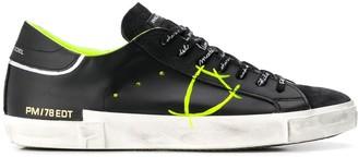 Philippe Model Paris Paris X logo low-top sneakers