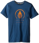 Volcom Horizon Short Sleeve Tee (Toddler/Little Kids)