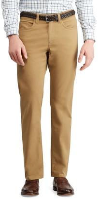 Chaps Men's Slim-Fit Stretch Twill 5-Pocket Pants