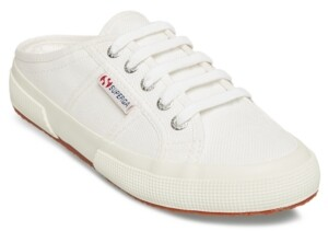 Superga Women's 2402 Cotw Slip-on Backless Sneakers Women's Shoes