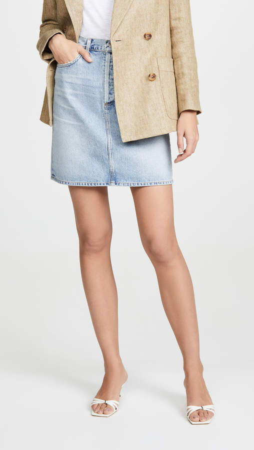 Citizens of Humanity Lorelle Classic Skirt
