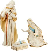 Lenox First Blessing Nativity The, Set of 3