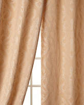 "Dian Austin Couture Home Castello Curtain, 108""L"