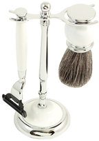 Bey-Berk Mach Large Shaving Set (3 PC)