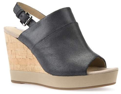 5819fcf3d Geox Wedge Women's Sandals - ShopStyle