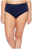 Jantzen Plus Size Solids Comfort Core Bottom